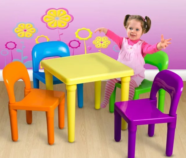 Shop Childrens Table And Chairs Set Free Shipping Today Overstock 11687236