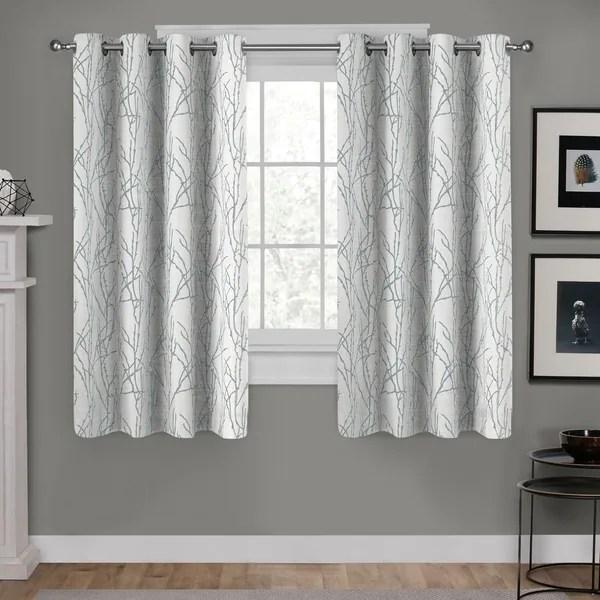 buy sea foam curtains drapes online