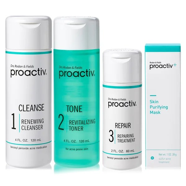 Proactive Skin Care Reviews