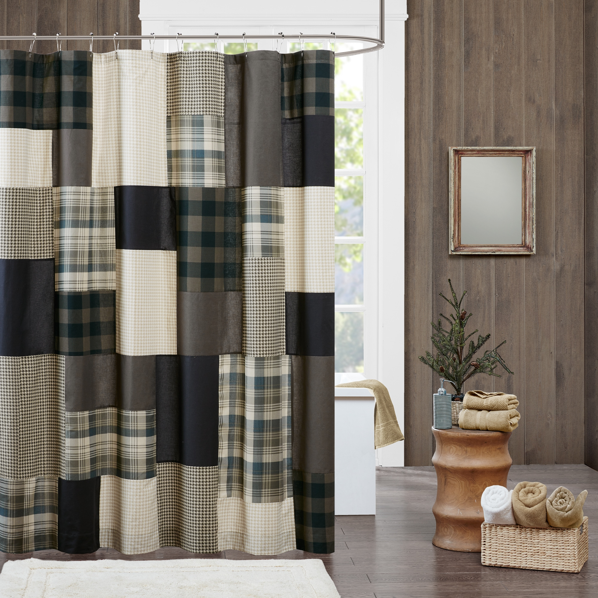 Plaid Shower Curtains Find Great Shower Curtains