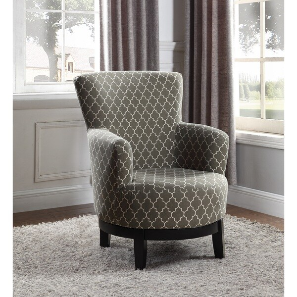 Small Swivel Accent Chair