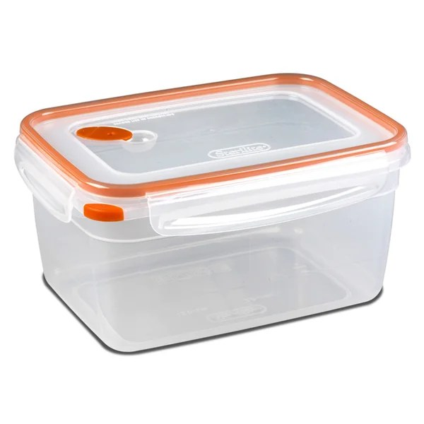 Gallon Rectangle 48 Storage Containers