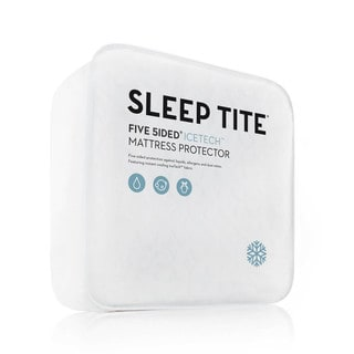 Sleep E Five 5ided Icetech Mattress Protector