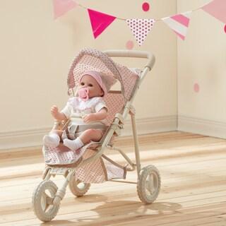 Shop Badger Basket Just Like Mommy 3 In 1 Doll Pram