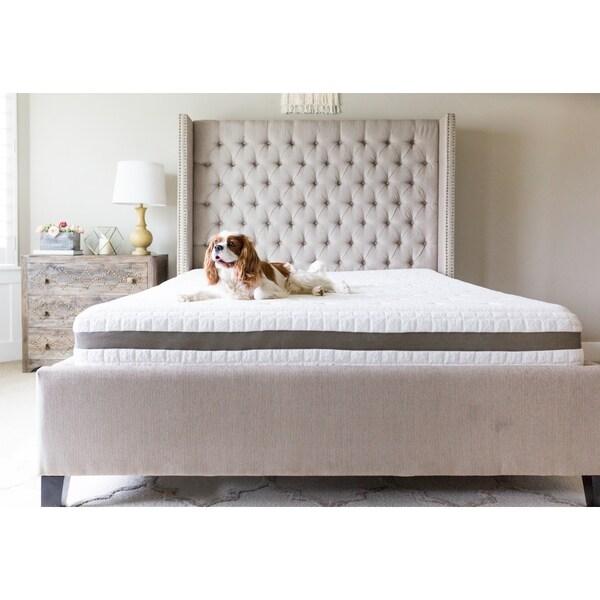 Sleep Evolution Luxury 12 Inch Queen Size Gel Memory Foam Mattress