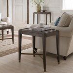 Shop Black Friday Deals On Contemporary Brown Finish Narrow Accent Table Overstock 14329392