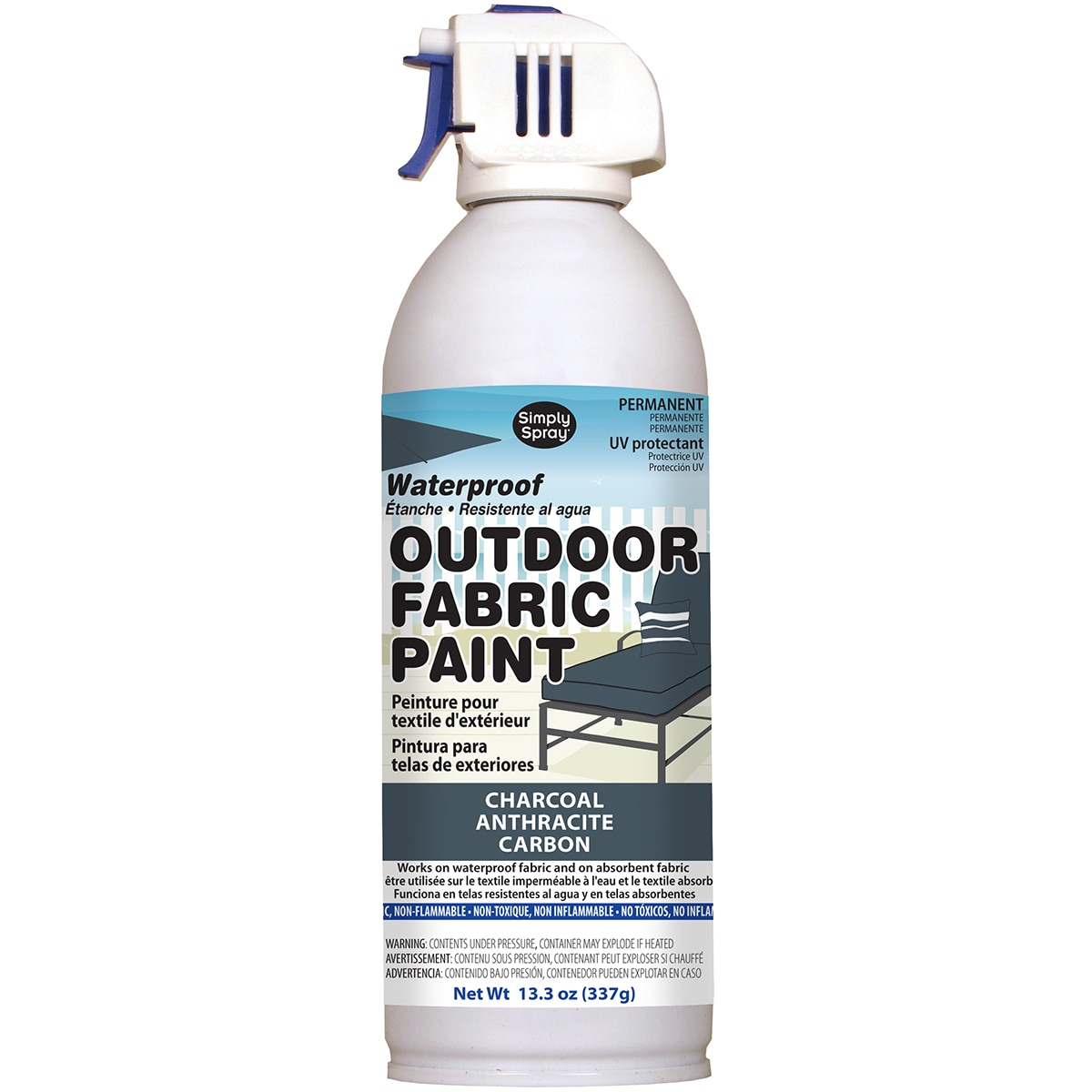 Simply Spray Upholstery Fabric Paint Reviews
