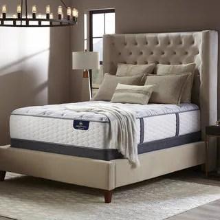 Serta Perfect Sleeper Norchester Luxury Firm Full Size Mattress Set