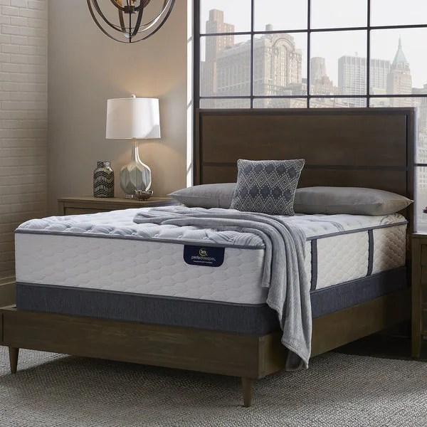 Serta Perfect Sleeper Glitter Light Luxury Firm Full Size Mattress Set