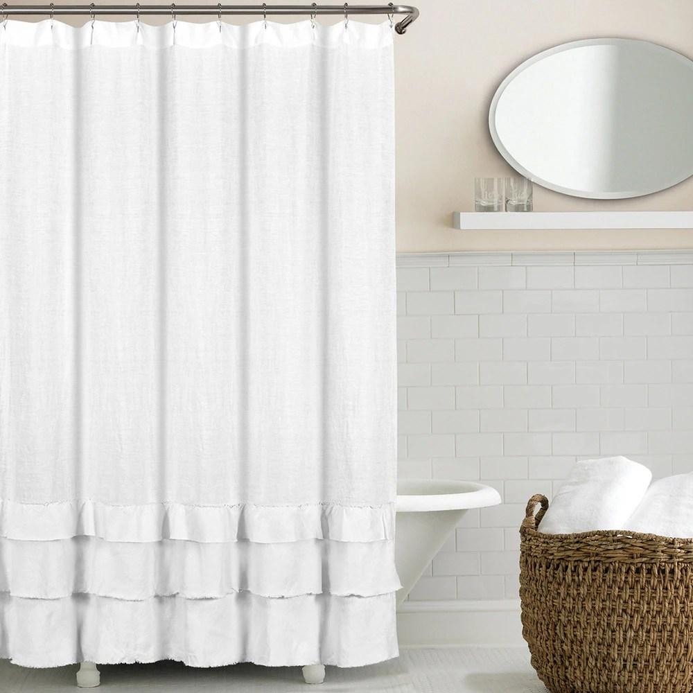 linen shower curtains find great