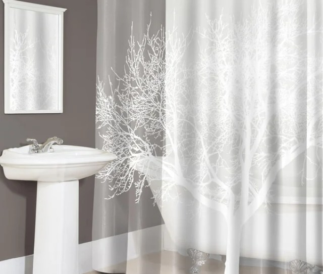 Shop Pearl Tree Print Peva Shower Curtain On Sale Free Shipping On Orders Over