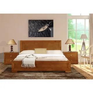Oxford Bed In Oak
