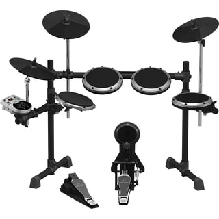 Buy Electronic Drums Online at Overstock com   Our Best Drums     Behringer XD8USB 8 Piece Electronic Drum Set w 123 Sounds  15 Drum Sets