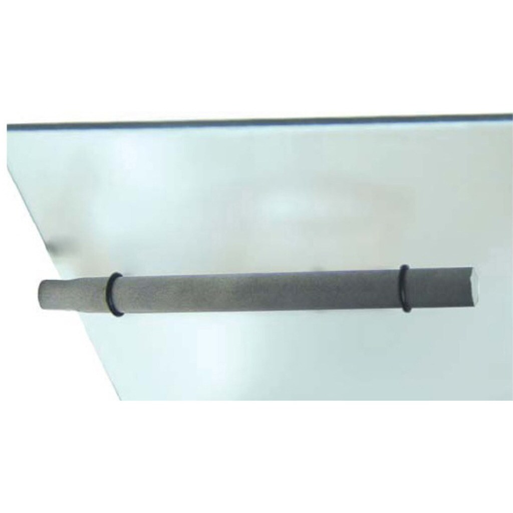 Inplace 6 Pack Metal Glass Shelf Bracket