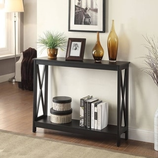copper grove cranesbill x base console table