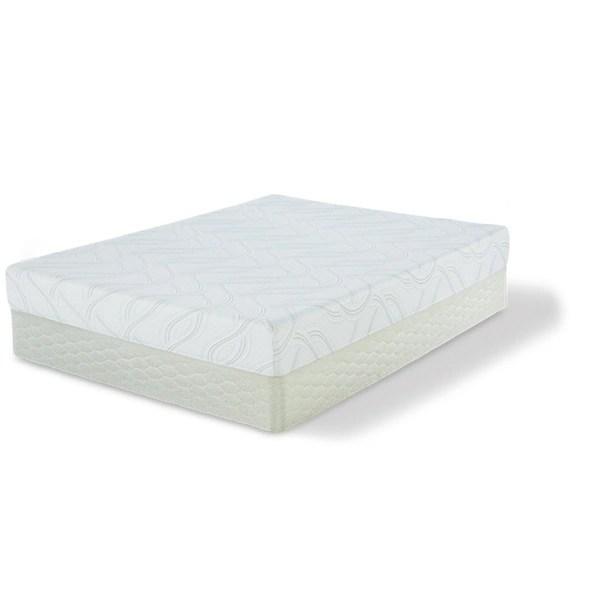 Serta Kirkshire 8 Inch Gel Memory Foam Full Size Mattress Free Shipping Today 23966092