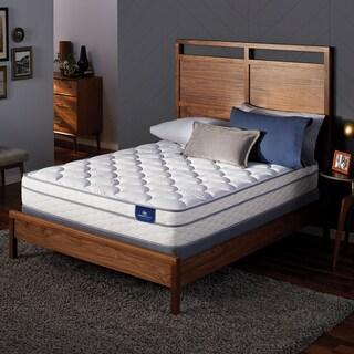 Serta Perfect Sleeper Birchcrest 12 Inch Eurotop Twin Size Mattress