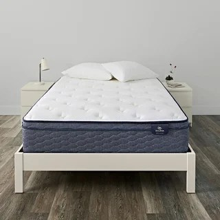 Serta Westview 12 5 Inch Super Pillow Top Firm King Size Mattress