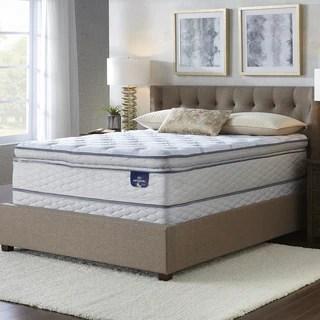Serta Westview 12 Inch Super Pillow Top Plush Full Size Mattress