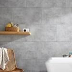 Dumawall 14 76 In X 25 59 In Vinyl Interlocking Waterproof Frost Nickel Wall Tile Backsplash 8 Pack Overstock 17795462 14 76 In X 25 59 In Tiles