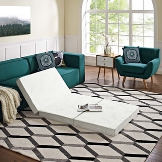 Relax 39 X 75 4 Twin Tri Fold Mattress