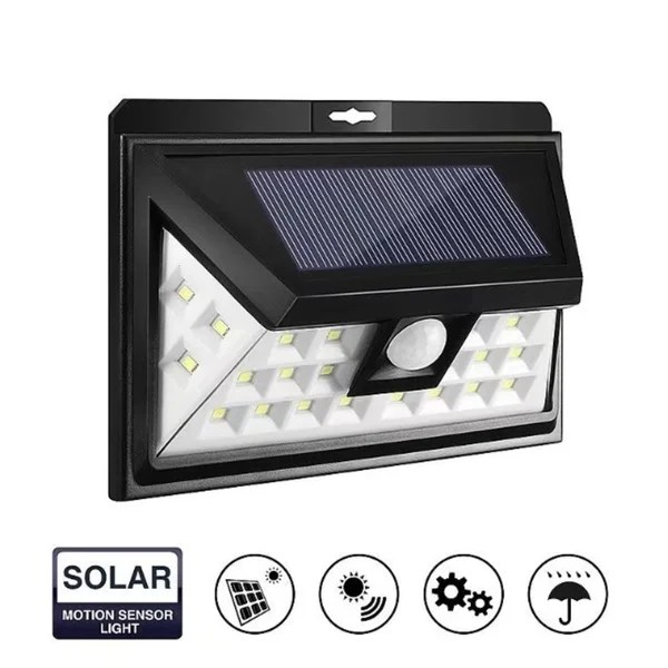 off solar security lights outdoor