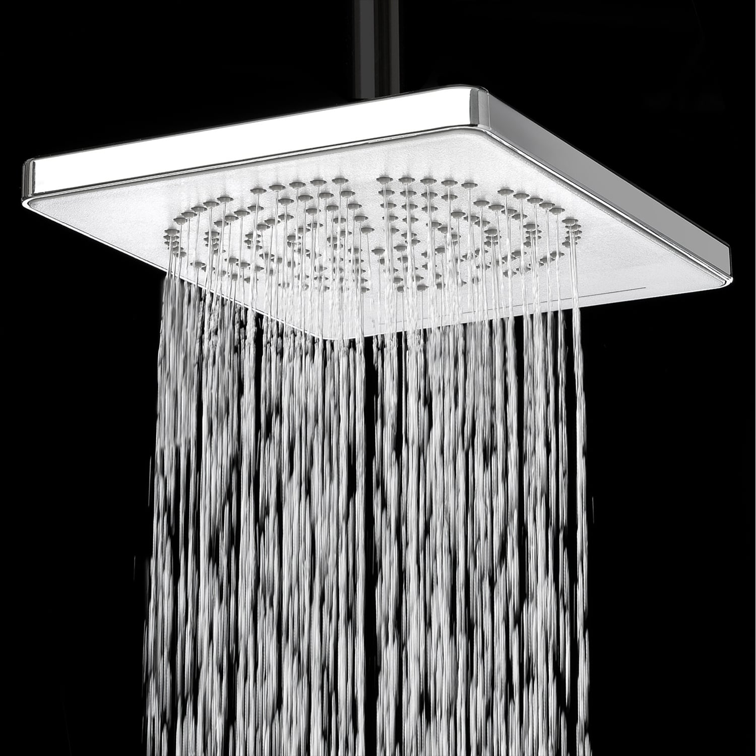 Akdy Sh0035 9 Rainfall Shower Waterfall Style Head 2 Setting Multi Function Contemporary