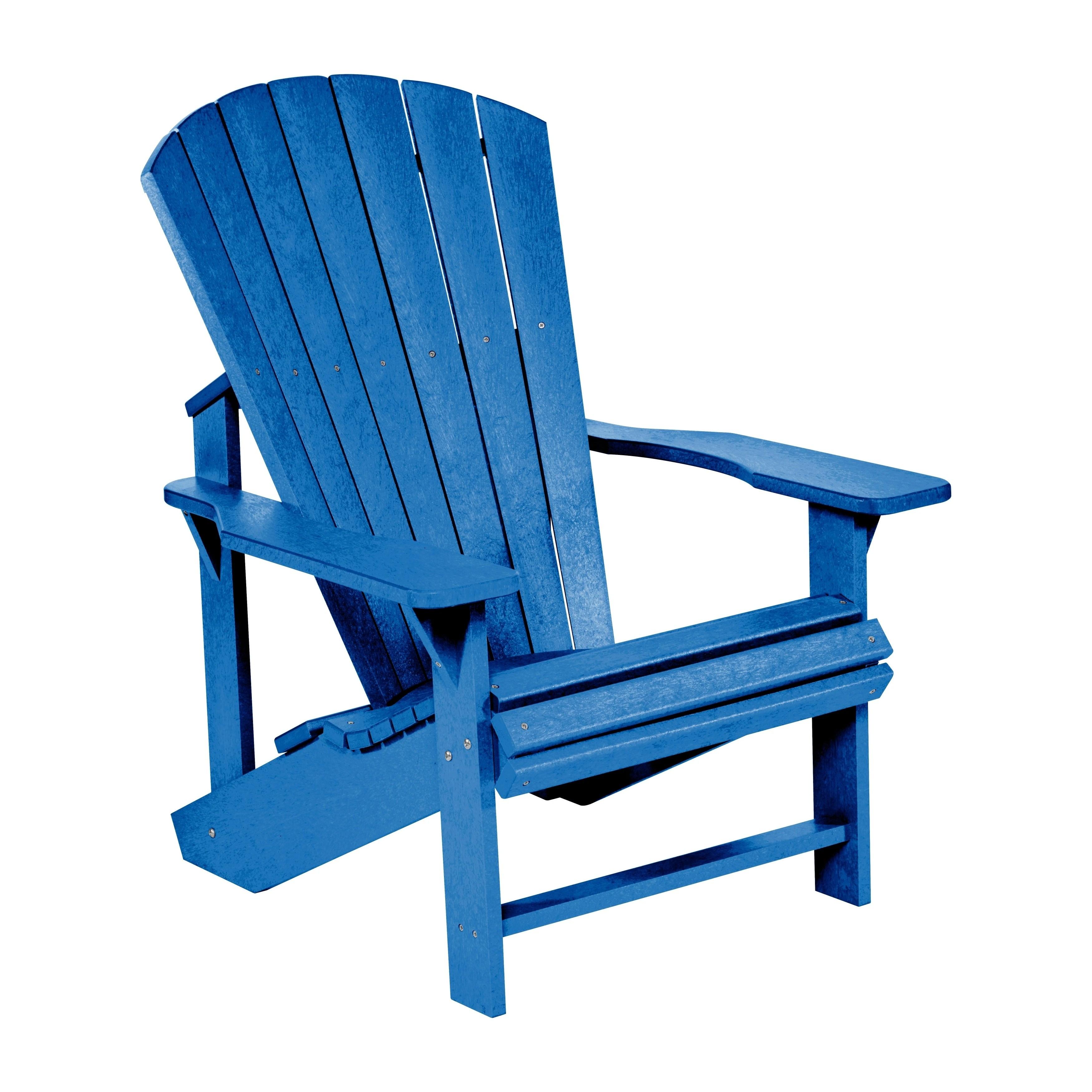 c r plastics generation adirondack chair