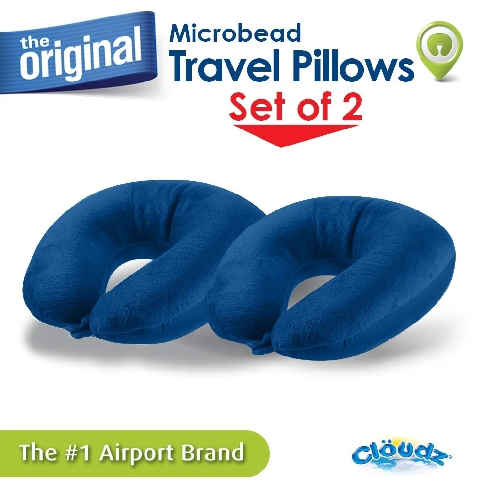 cloudz microbead travel pillow online
