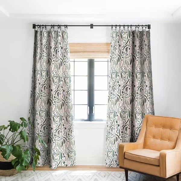 buy polyester curtains drapes online