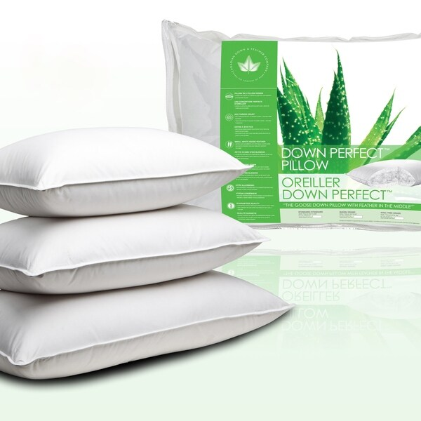 canadian down amp feather company down perfect pillow