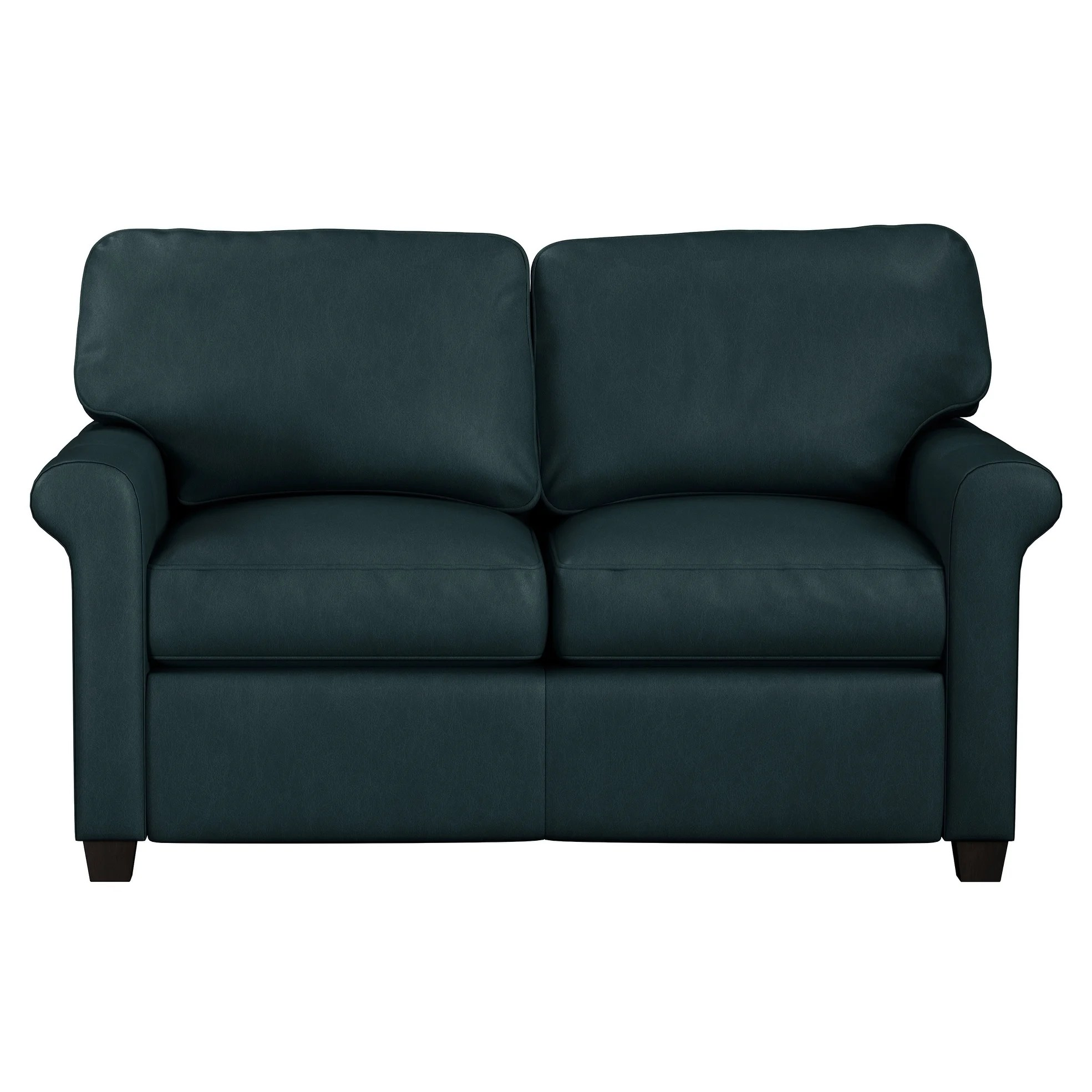 Made To Order Asti Genuine Top Grain Leather Twin Sleeper Sofa On Sale Overstock 23620559