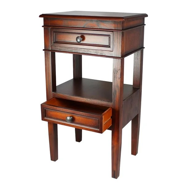 modern designs middle shelf wooden side