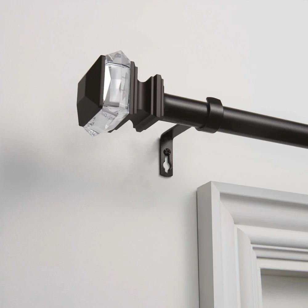 buy plastic curtain rods hardware