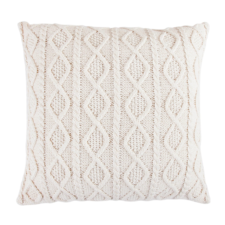 cream euro pillow shams online