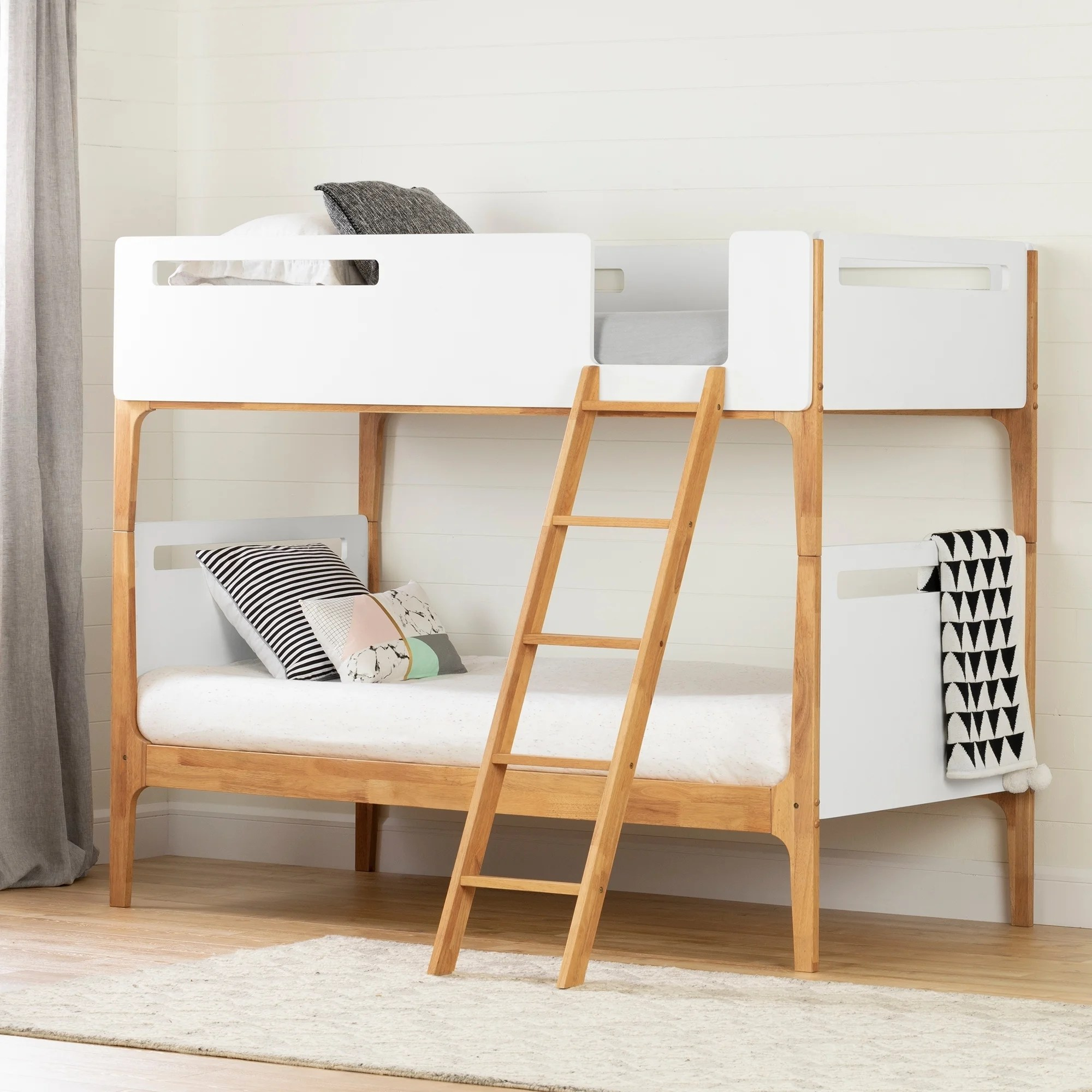 South Shore Bebble Modern Bunk Beds