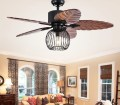 Shop Black Friday Deals On Aguano 48 Inch Lighted Ceiling Fan Broad Leaf Blades Remote Controlled On Sale Overstock 25994372