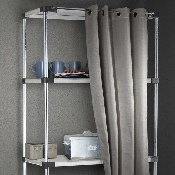 instyledesign magnetic curtain rod 28