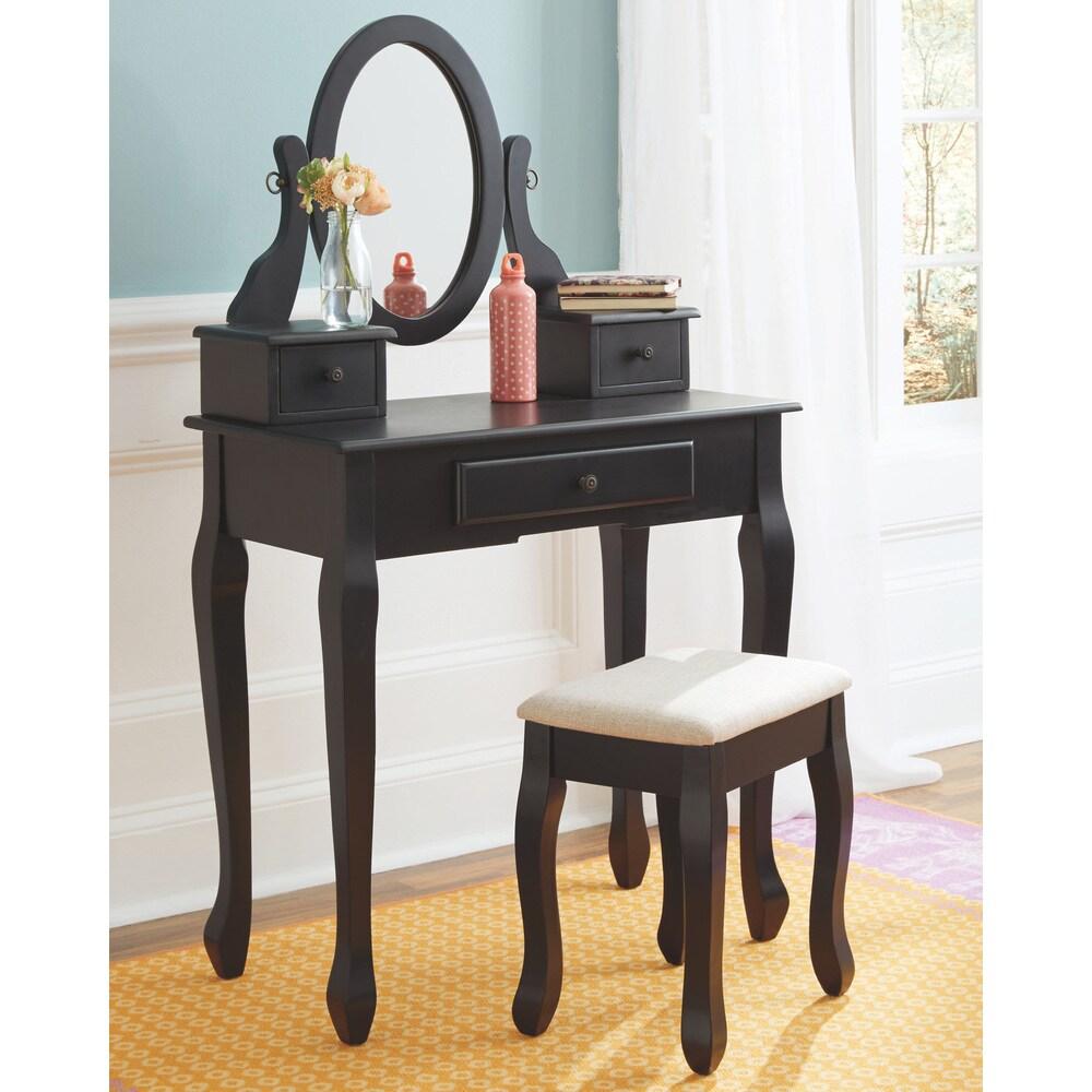 black vanity furniture shop our best