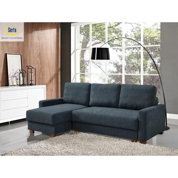 serta leslie 3 seat sectional sofa