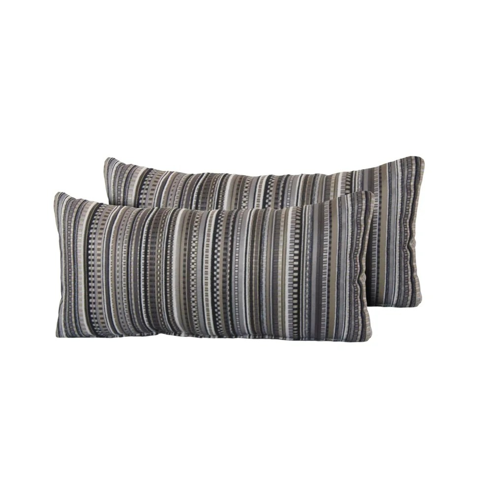 black throw pillows online at overstock