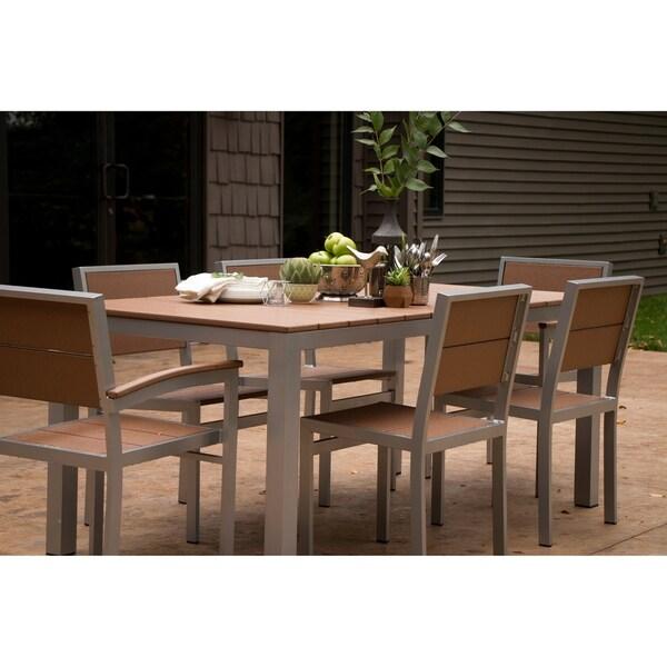 wyndtree aluminum outdoor dining set