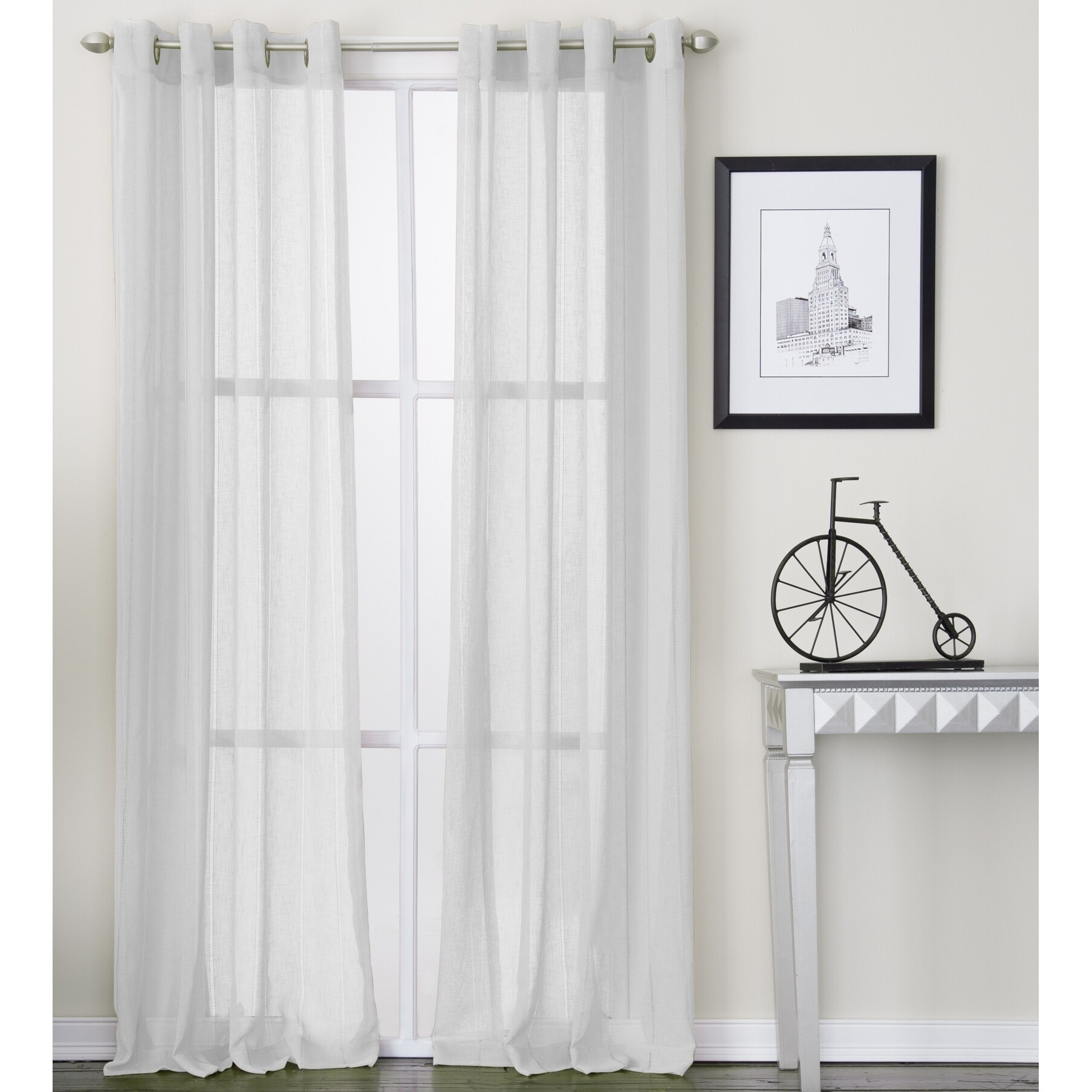 miller curtains payton grommet top panel