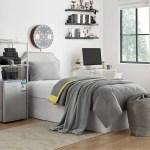 Porch Den Harglow Yellow Alloy Grey Twin Xl College Dorm Bedding Set Overstock 28179126