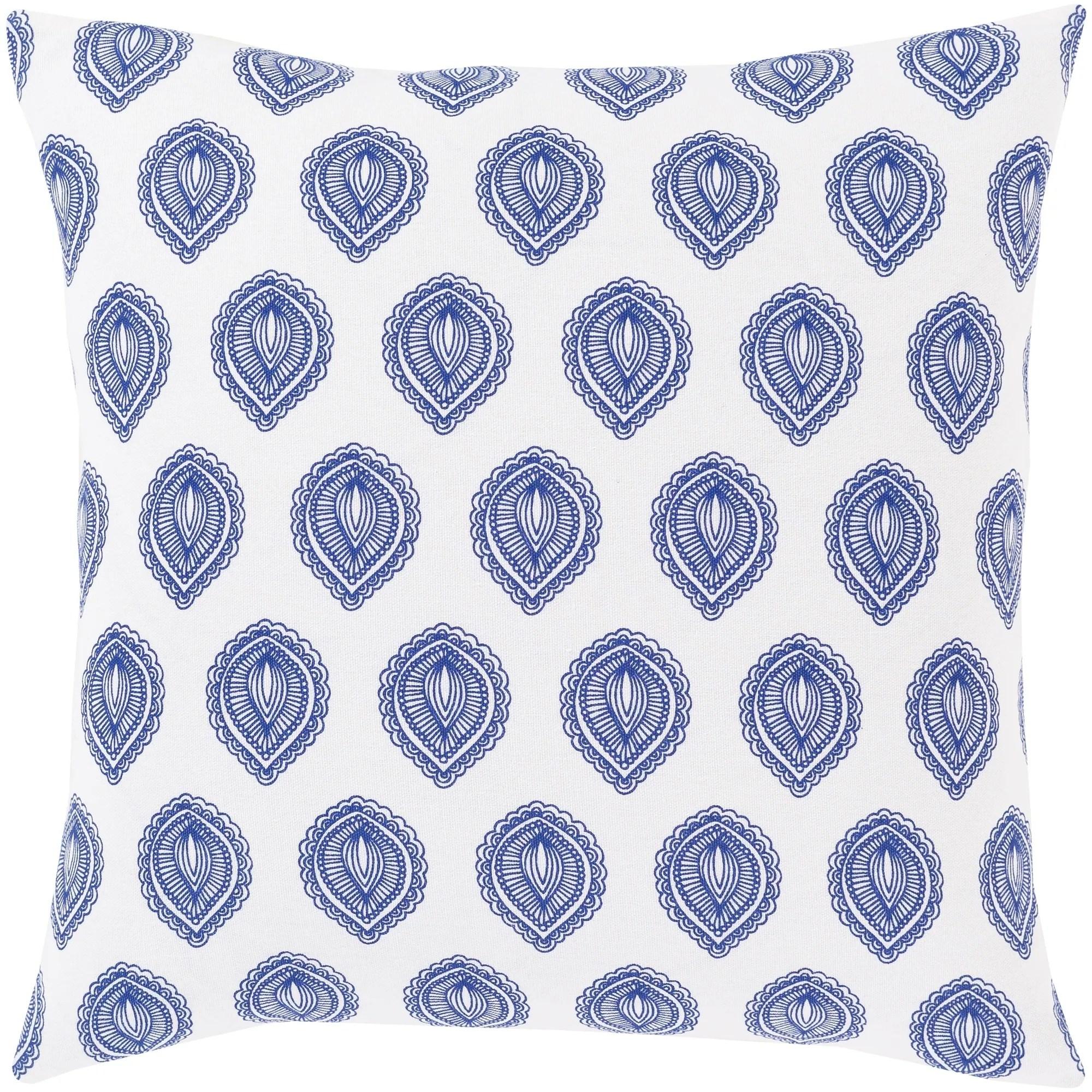 Shop Oldrik Bohemian Pillow Cover On Sale Overstock 28179706