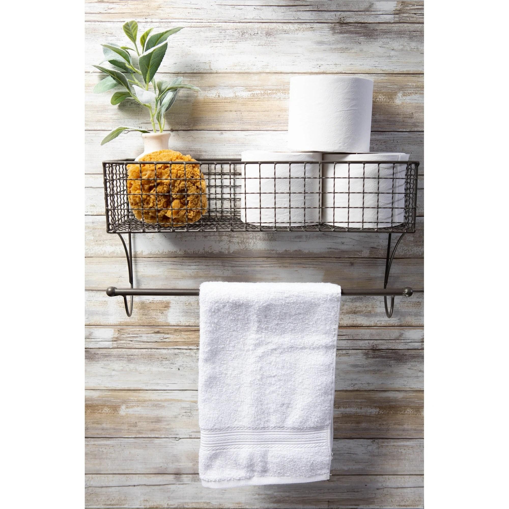 dii farmhouse towel rack
