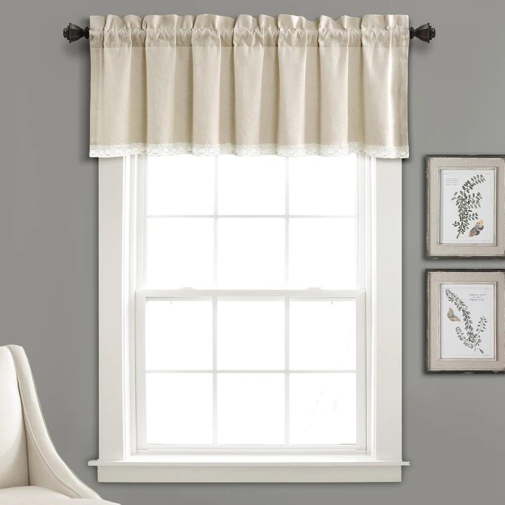 gold 3 piece window curtain set 1