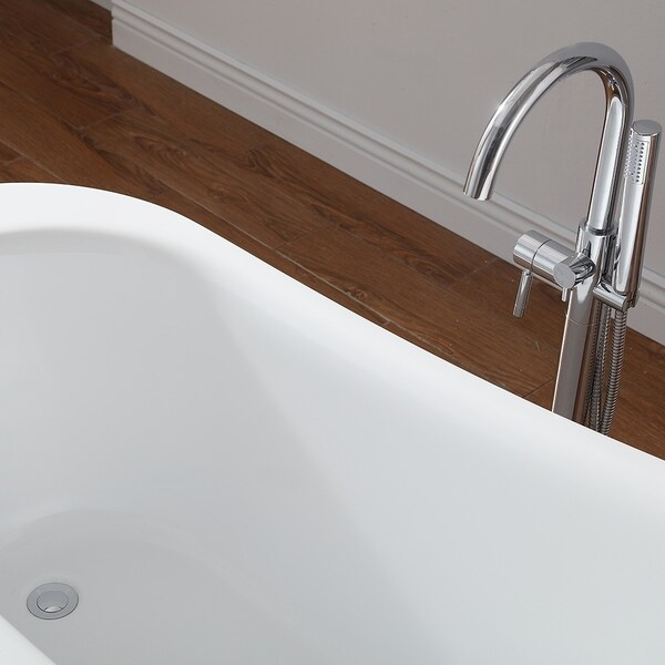 athena freestanding bath faucet