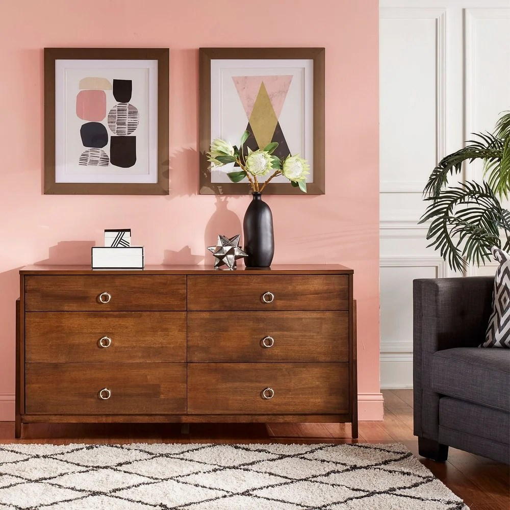 buy brown dressers chests online at