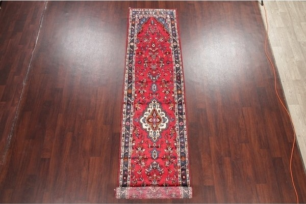 Shop Vintage Lilian Entryway Rug Oriental Hand Knotted Stair   Oriental Rug Runners For Stairs   Design Stair   Basement Stairs   Area Rugs   Bucks County   Salem Ma